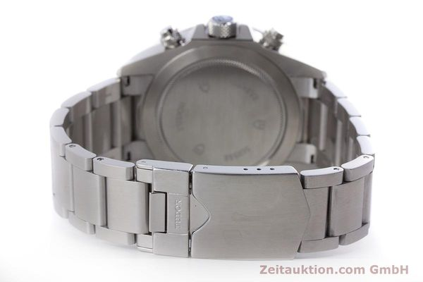 Used luxury watch Tudor Heritage Chronograph  chronograph steel automatic Kal. ETA 2892-A2 Ref. 70330B  | 160407 13