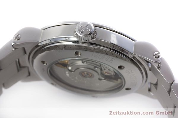 Used luxury watch Mühle 1869 steel automatic Kal. ETA 2824-2 Ref. M1-99-40  | 160415 11
