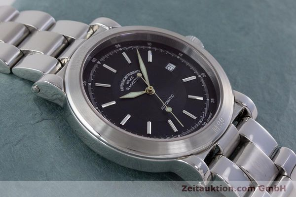 Used luxury watch Mühle 1869 steel automatic Kal. ETA 2824-2 Ref. M1-99-40  | 160415 15