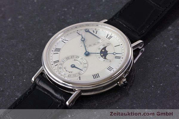 Used luxury watch Breguet Classique 18 ct white gold automatic  | 160417 01