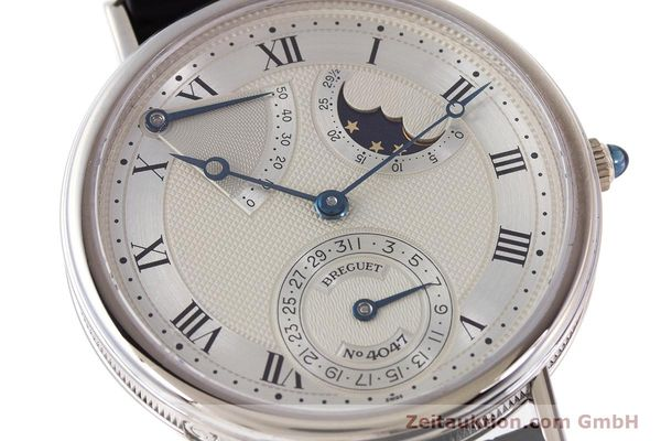 Used luxury watch Breguet Classique 18 ct white gold automatic  | 160417 02