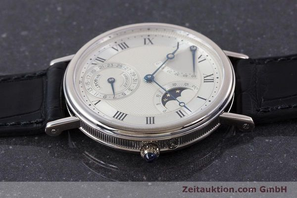 Used luxury watch Breguet Classique 18 ct white gold automatic  | 160417 05