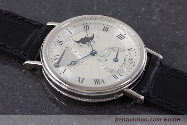 Used luxury watch Breguet Classique 18 ct white gold automatic  | 160417 15