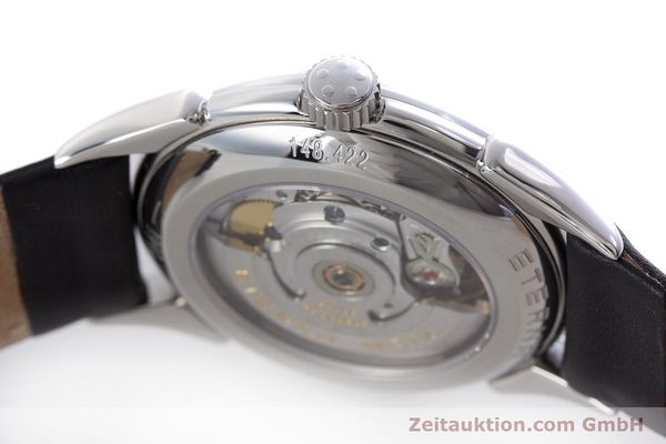 Used luxury watch Eterna 1948 steel automatic Kal. ETA 2824-2 Ref. 148.422  | 160423 08