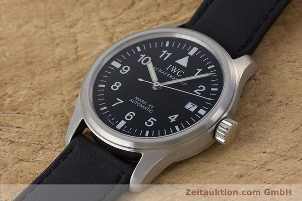 Used luxury watch IWC Mark XV steel automatic Kal. 37524 Ref. 3253  | 160437 01