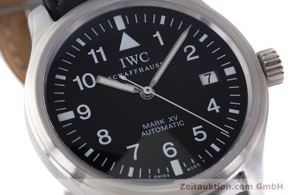 Used luxury watch IWC Mark XV steel automatic Kal. 37524 Ref. 3253  | 160437 02