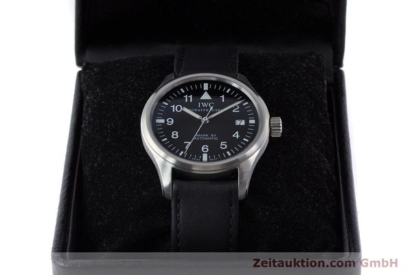 Used luxury watch IWC Mark XV steel automatic Kal. 37524 Ref. 3253  | 160437 07