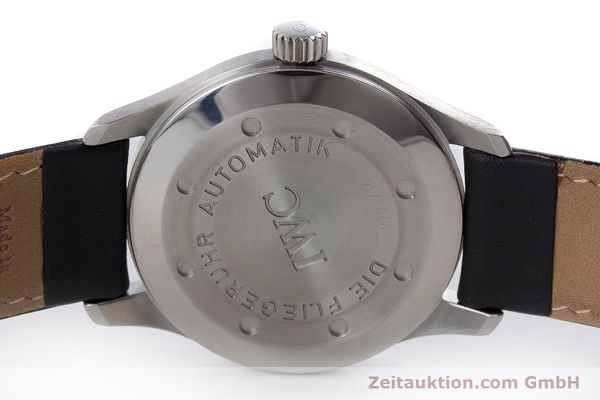 Used luxury watch IWC Mark XV steel automatic Kal. 37524 Ref. 3253  | 160437 08