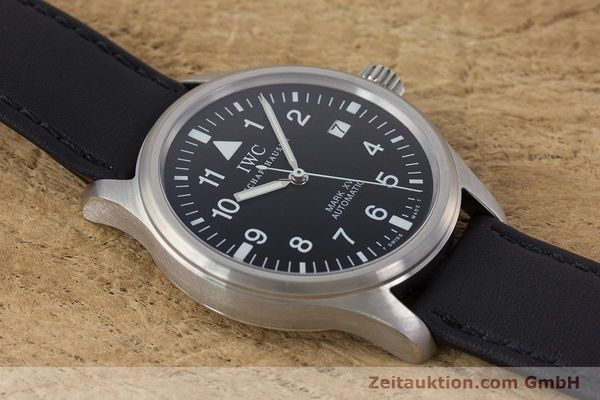Used luxury watch IWC Mark XV steel automatic Kal. 37524 Ref. 3253  | 160437 15