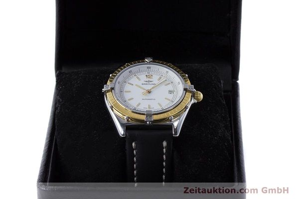 Used luxury watch Breitling Antares steel / gold automatic Kal. ETA 2892-2 Ref. 81970  | 160449 07
