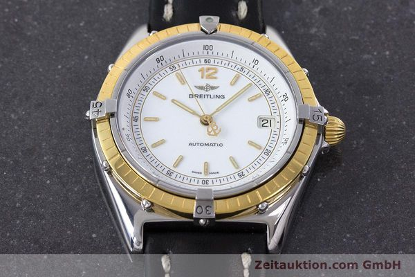 Used luxury watch Breitling Antares steel / gold automatic Kal. ETA 2892-2 Ref. 81970  | 160449 13