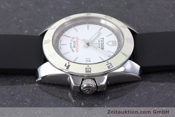 Used luxury watch Tudor Grantour steel automatic Kal. ETA 2824-2 Ref. 20050  | 160454 05