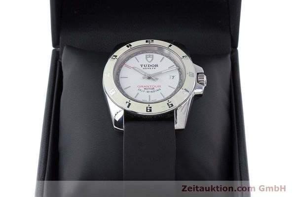 Used luxury watch Tudor Grantour steel automatic Kal. ETA 2824-2 Ref. 20050  | 160454 07