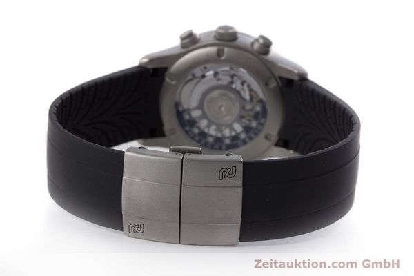 Used luxury watch Porsche Design Dashbord chronograph titanium automatic Kal. ETA 2894-2 Ref. 6612.10/1  | 160473 11