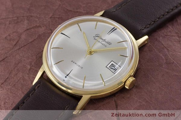 Used luxury watch Glashütte Spezimatic gold-plated automatic Kal. 75 VINTAGE  | 160475 01