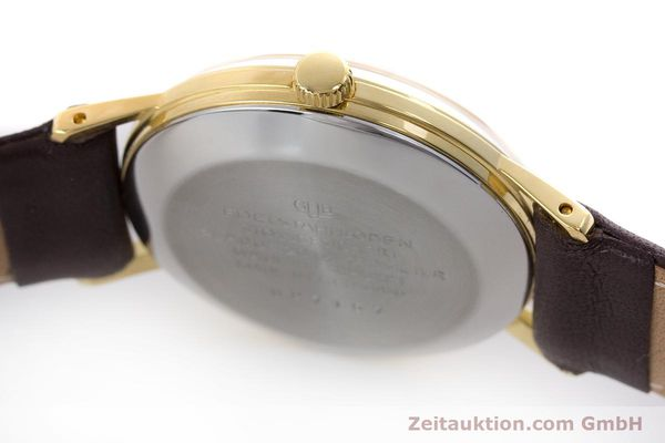 Used luxury watch Glashütte Spezimatic gold-plated automatic Kal. 75 VINTAGE  | 160475 08