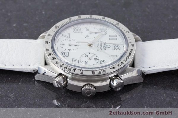 Used luxury watch Omega Speedmaster chronograph steel automatic Kal. 3220A  | 160477 05