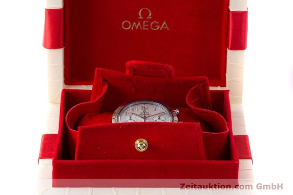 Used luxury watch Omega Speedmaster chronograph steel automatic Kal. 3220A  | 160477 07