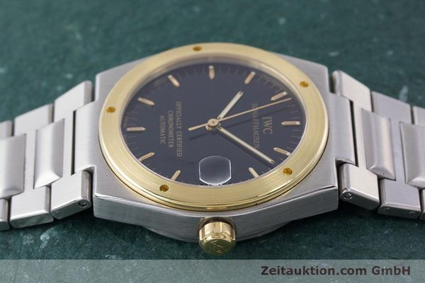 Used luxury watch IWC Ingenieur steel / gold automatic Kal. 887 Ref. 3521  | 160478 05
