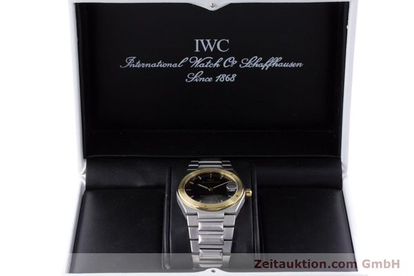Used luxury watch IWC Ingenieur steel / gold automatic Kal. 887 Ref. 3521  | 160478 07