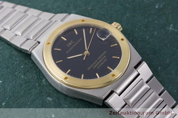 Used luxury watch IWC Ingenieur steel / gold automatic Kal. 887 Ref. 3521  | 160478 16