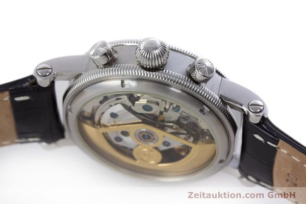 Used luxury watch Chronoswiss Kairos chronograph steel automatic Kal. 753 Ref. CH7523  | 160483 11