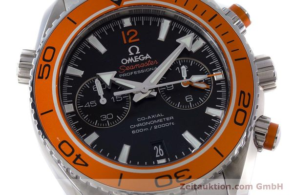 Used luxury watch Omega Seamaster chronograph steel automatic Kal. 9300 Ref. 23230465101002  | 160546 02