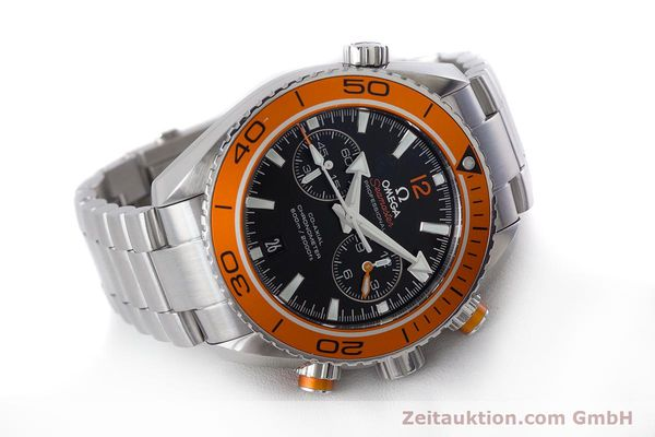 Used luxury watch Omega Seamaster chronograph steel automatic Kal. 9300 Ref. 23230465101002  | 160546 03