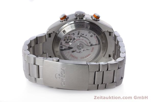 Used luxury watch Omega Seamaster chronograph steel automatic Kal. 9300 Ref. 23230465101002  | 160546 14
