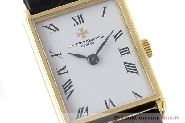 Used luxury watch Vacheron & Constantin * 18 ct gold manual winding Kal. 1052 VINTAGE  | 160558 02