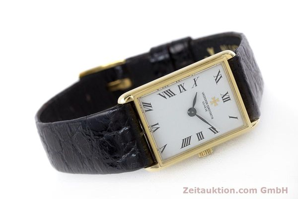 Used luxury watch Vacheron & Constantin * 18 ct gold manual winding Kal. 1052 VINTAGE  | 160558 03