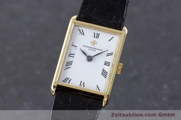 Used luxury watch Vacheron & Constantin * 18 ct gold manual winding Kal. 1052 VINTAGE  | 160558 04