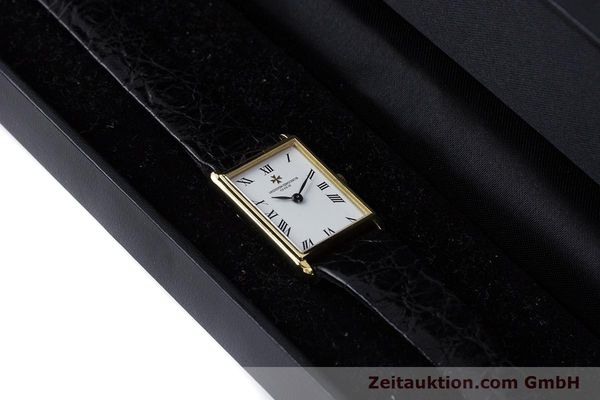 Used luxury watch Vacheron & Constantin * 18 ct gold manual winding Kal. 1052 VINTAGE  | 160558 07