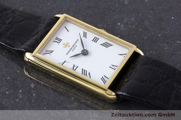 Used luxury watch Vacheron & Constantin * 18 ct gold manual winding Kal. 1052 VINTAGE  | 160558 15