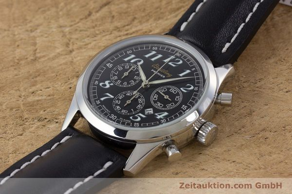 Used luxury watch Breitling Premier chronograph steel automatic Kal. B42 ETA 2892A2 Ref. A42035  | 160561 01