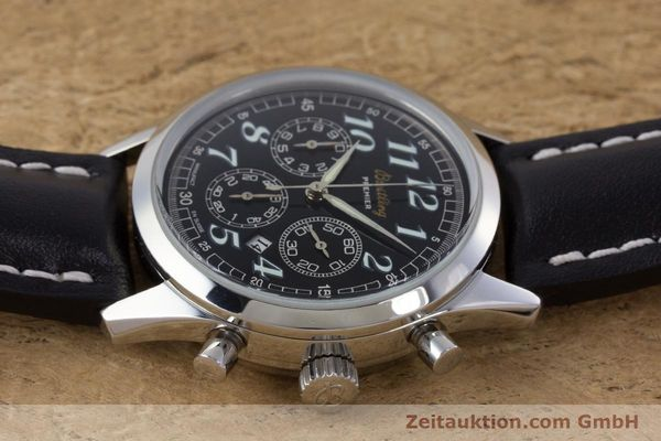 Used luxury watch Breitling Premier chronograph steel automatic Kal. B42 ETA 2892A2 Ref. A42035  | 160561 05