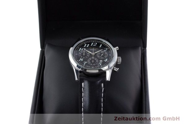 Used luxury watch Breitling Premier chronograph steel automatic Kal. B42 ETA 2892A2 Ref. A42035  | 160561 07