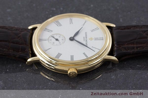 Used luxury watch Vacheron & Constantin * 18 ct gold manual winding Kal. 1014/1 Ref. 92238  | 160566 05