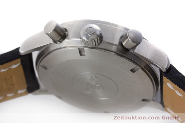Used luxury watch Omega Dynamic chronograph steel automatic Kal. 1138  | 160603 11