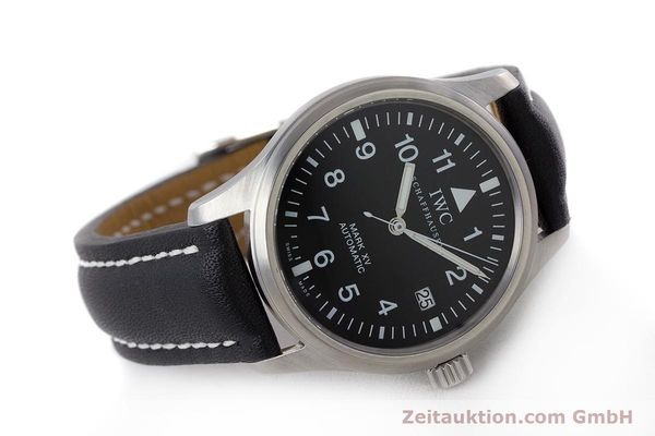 Used luxury watch IWC Mark XV steel automatic Kal. 30110 Ref. 3253  | 160604 03