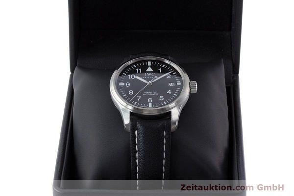 Used luxury watch IWC Mark XV steel automatic Kal. 30110 Ref. 3253  | 160604 07