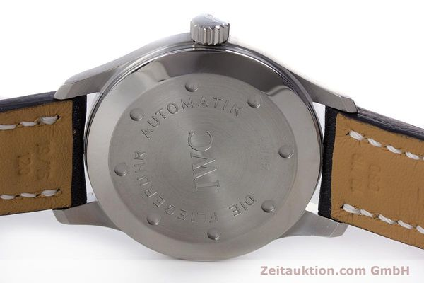 Used luxury watch IWC Mark XV steel automatic Kal. 30110 Ref. 3253  | 160604 09