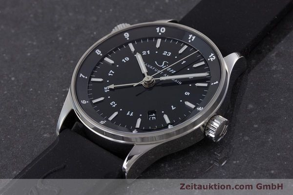 Used luxury watch Sinn 6060 steel automatic Kal. ETA2893-2  | 160615 01