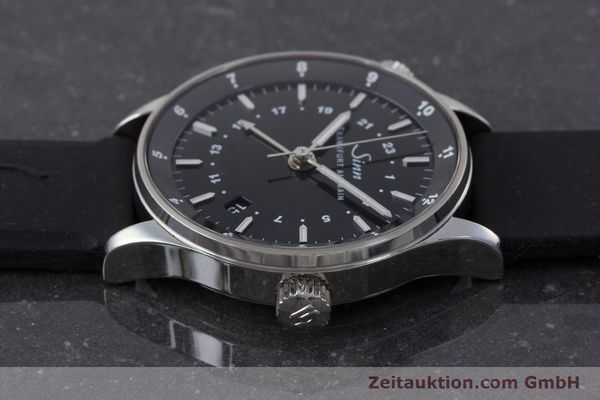 Used luxury watch Sinn 6060 steel automatic Kal. ETA2893-2  | 160615 05