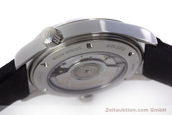 Used luxury watch Sinn 6060 steel automatic Kal. ETA2893-2  | 160615 11