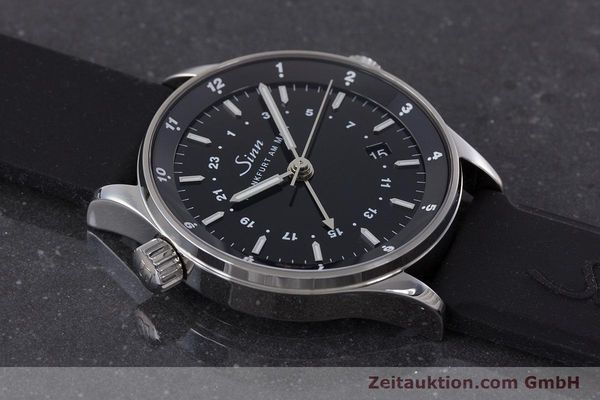 Used luxury watch Sinn 6060 steel automatic Kal. ETA2893-2  | 160615 15