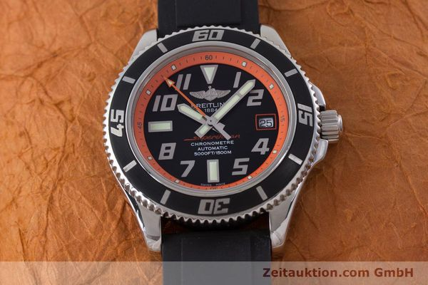 Used luxury watch Breitling Superocean steel automatic Kal. B17 ETA 2824-2 Ref. A17364 LIMITED EDITION | 160639 17