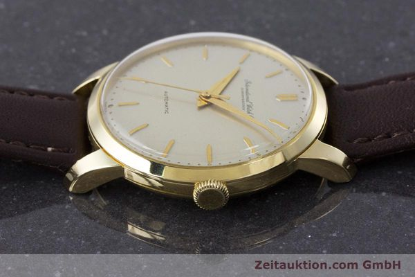Used luxury watch IWC Portofino 18 ct gold automatic Kal. 852 VINTAGE  | 160723 05