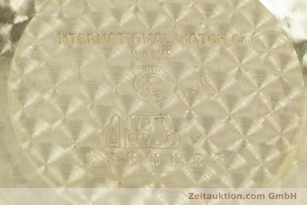 Used luxury watch IWC Portofino 18 ct gold automatic Kal. 852 VINTAGE  | 160723 09