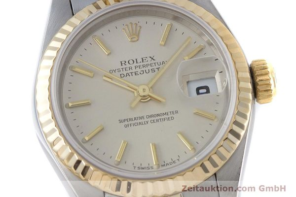 Used luxury watch Rolex Lady Datejust steel / gold automatic Kal. 2235 Ref. 79173  | 160789 02